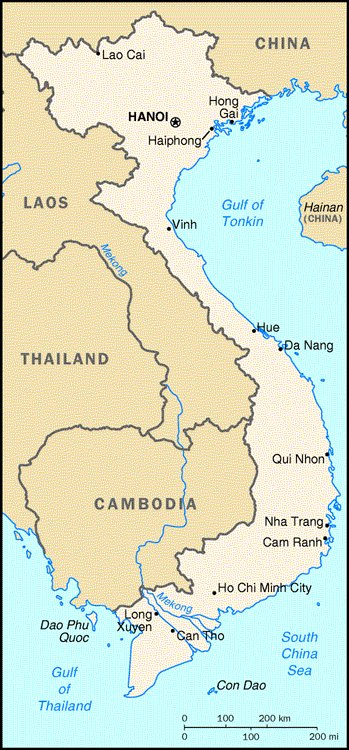Geography – reachingvietnam com