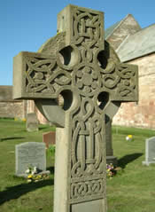 Among many claims to the origin of the Celtic cross is that it was an act of assimilation by Patrick, used to convey the supremacy of Christ.